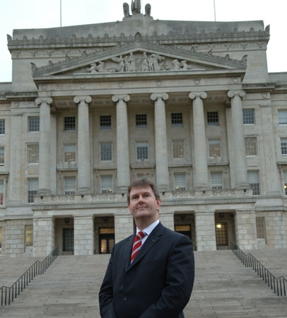 Following my appointment as a Minister in the Office of the First Minister at Stormont