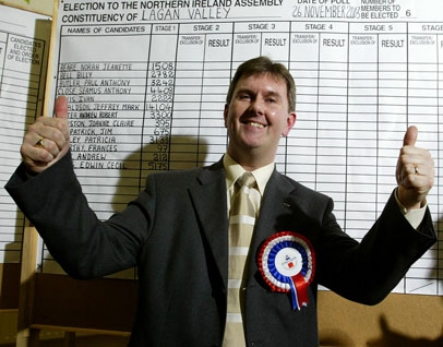 After topping the Poll in the 2003 Assembly Elections